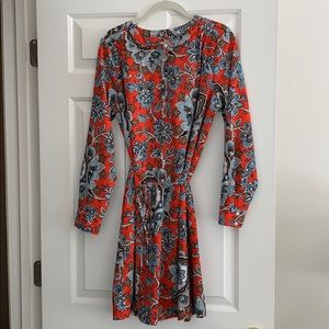 LOFT patterned dress